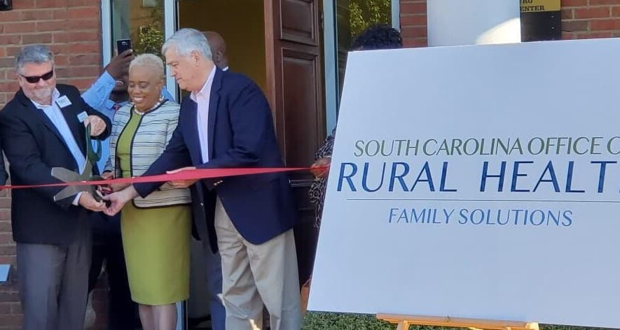 S.C. Office of Rural Health Celebrates 2019 National Rural Health Day