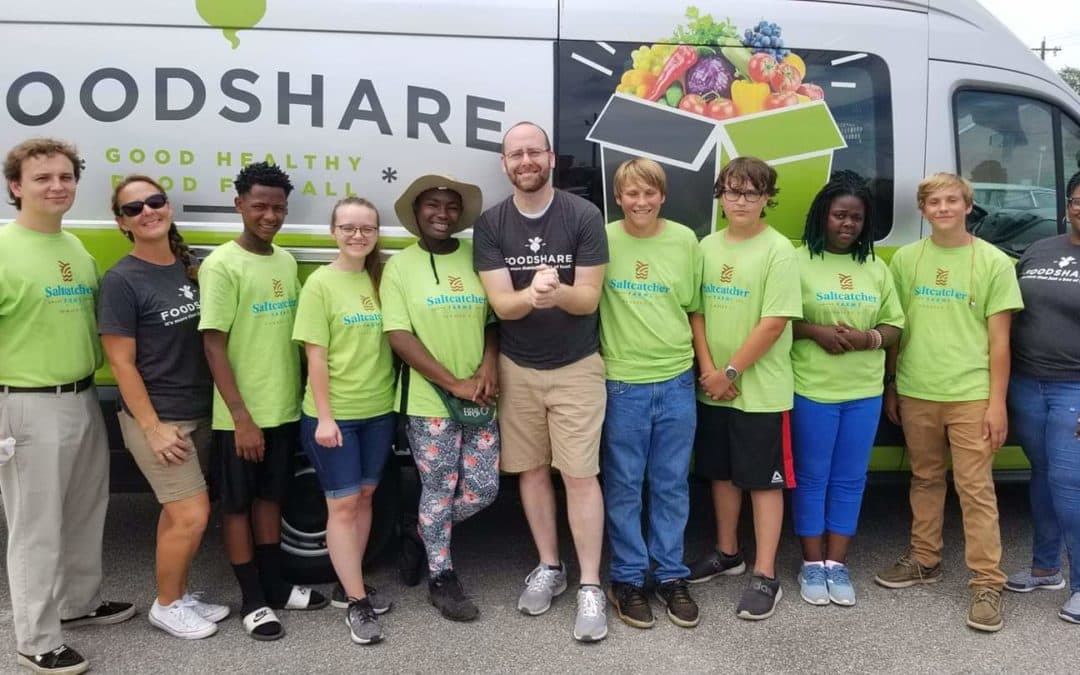 Community partners work together to feed Bamberg County residents