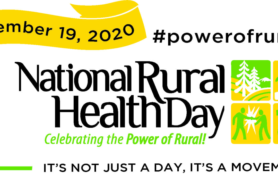 SC Office of Rural Health celebrates 10th annual National Rural Health Day